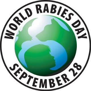 September 28th is World Rabies Day, read more on what you can do to help raise awareness.