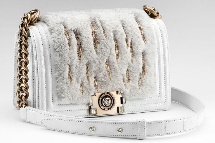 BOY CHANEL bag in exotic leather and Orylag Eu queroooooooo!!!!
