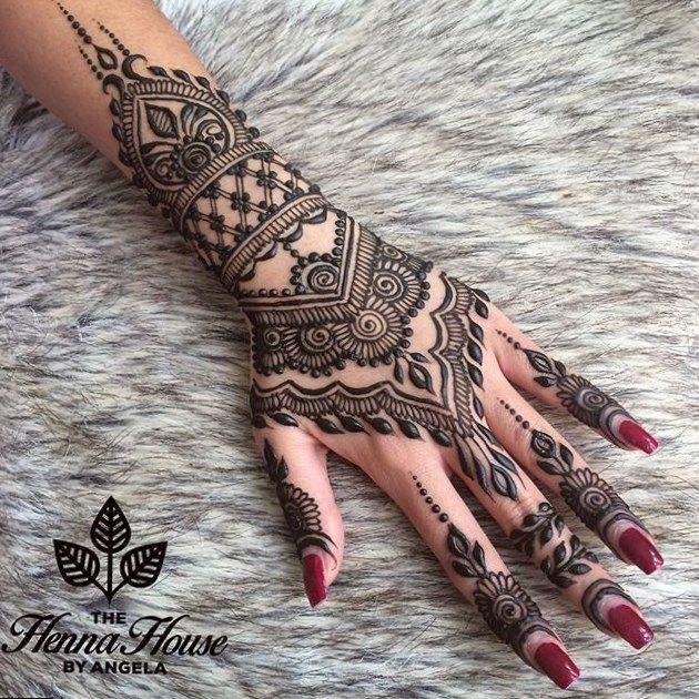 Henna, Mehndi, Henna Tattoo
