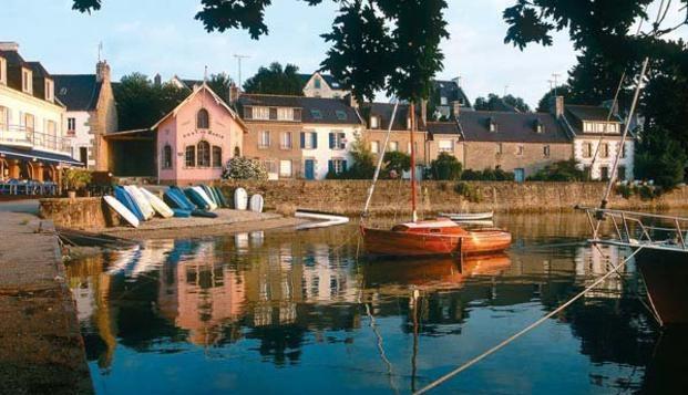 Port de Sainte Marine - Finistère