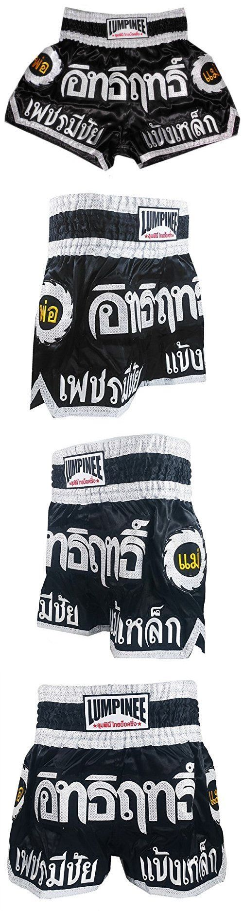 Other Combat Sport Clothing 73988: Lumpinee Muay Thai Kick Boxing Shorts : Lum-002 Size Xl, New -> BUY IT NOW ONLY: $124.9 on eBay!