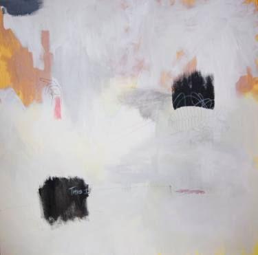 "Saatchi Art Artist Ashley Cunningham; Painting, ""This is Stupid"" #art"