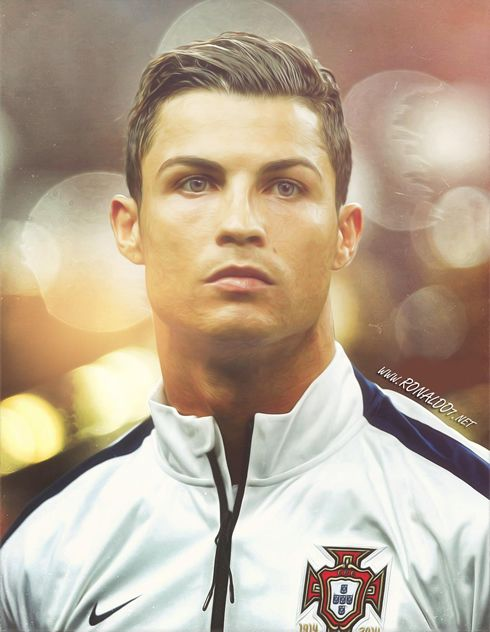 "Cristiano Ronaldo: ""My secret is dedication and hard-"