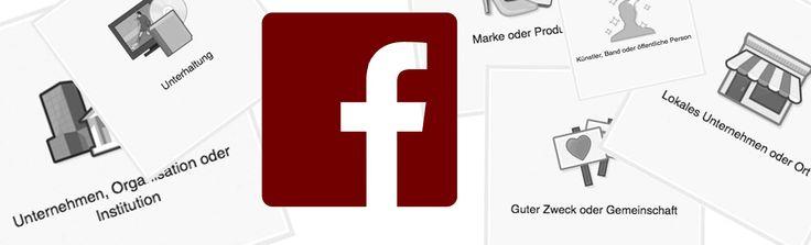 Laden Sie sich gratis das PDF über die richtige Wahl der Facebook Fan- / Unternehmensseite herunter. Erfahren Sie welche Faktoren eine Rolle spielen..