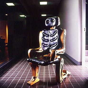 """""""Chairman""""1993 by Hiroshi Araki"""