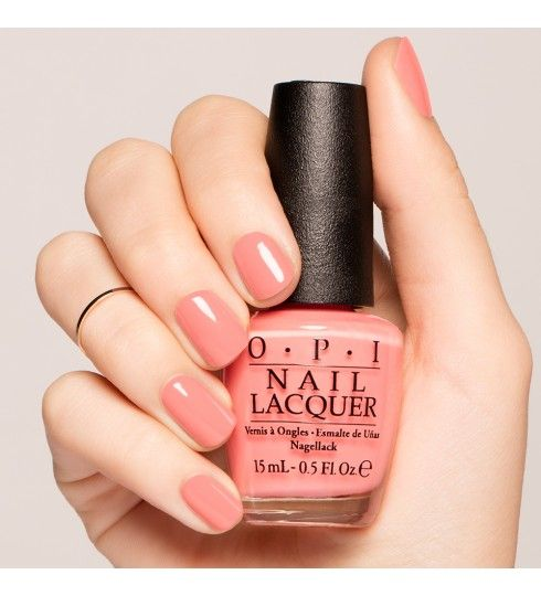 Got Myself Into A Jam-balaya - Pinks - Shades - Nail Lacquer | OPI UK £10