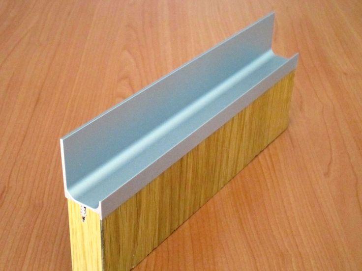 25 melhores ideias sobre perfil aluminio no pinterest - Perfil aluminio blanco ...
