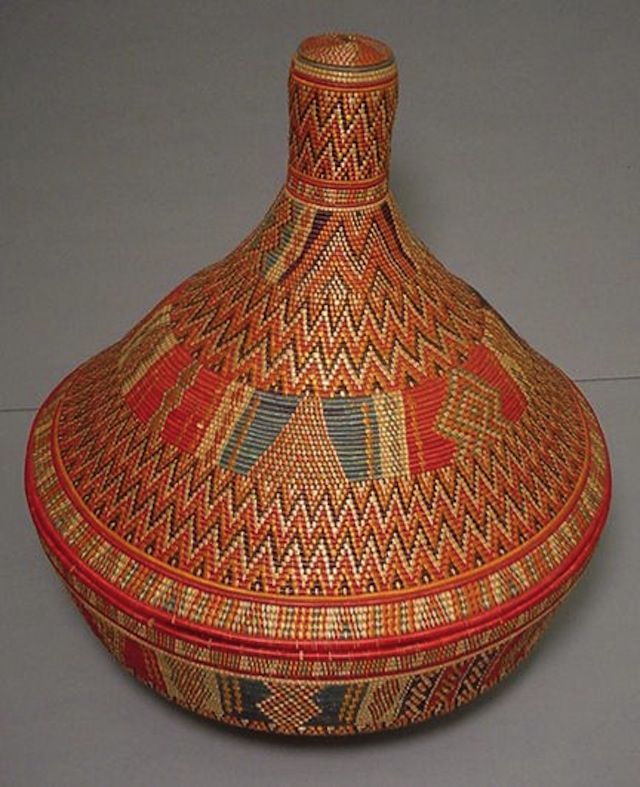 4 Intriguing Things Ethiopian Baskets Can Tell You