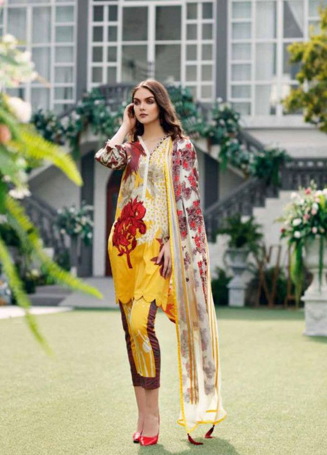 7d6c7d518b Charizma by Riaz Arts Lawn and Chiffon Suits Collection 2019 | Charizma  Online Store | Buy Sanaulla Store