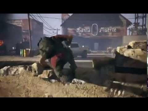 Ghost Recon Wildlands / Tom Clancy    - gameplay