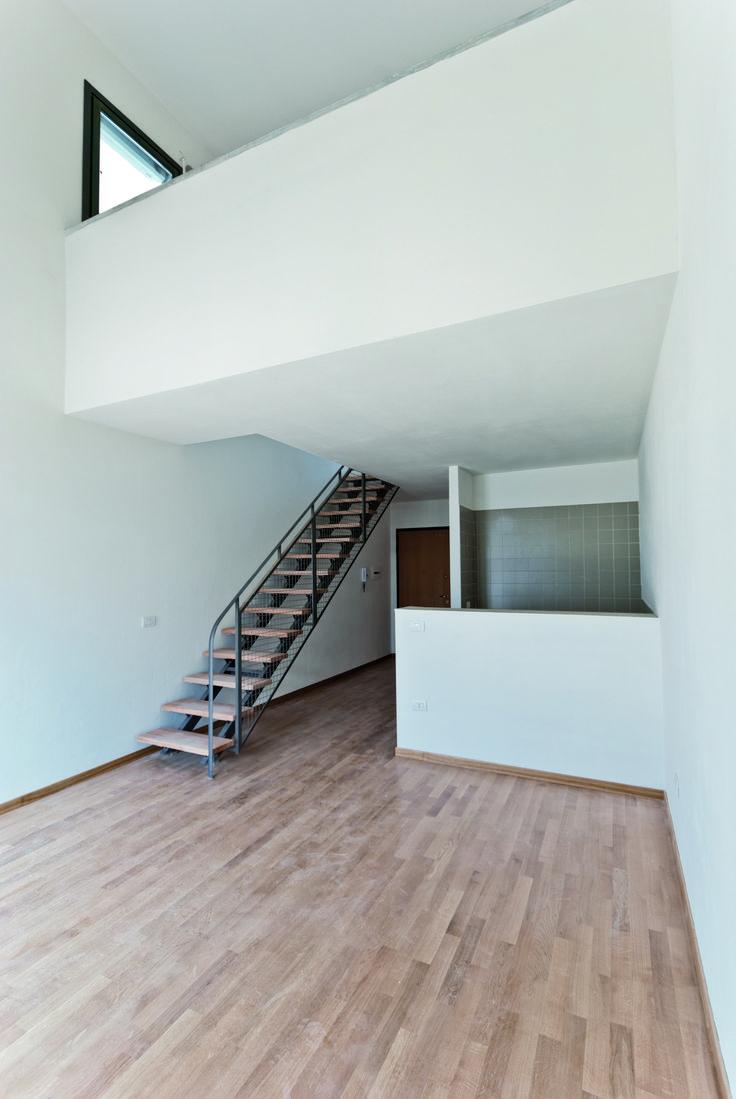 Gallery of Affordable Housing in Prato / studiostudio architetti urbanisti - 22