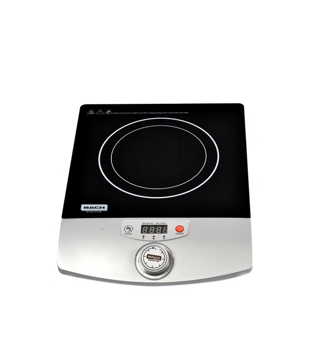 Bach Induction Cooktopu0027s Shocking Contemporary Configuration And Easy To  Use Components Is The Result Of Tenacious