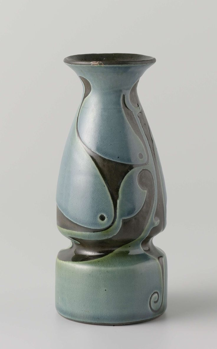 Willem C. Brouwer vase, ca. 1905