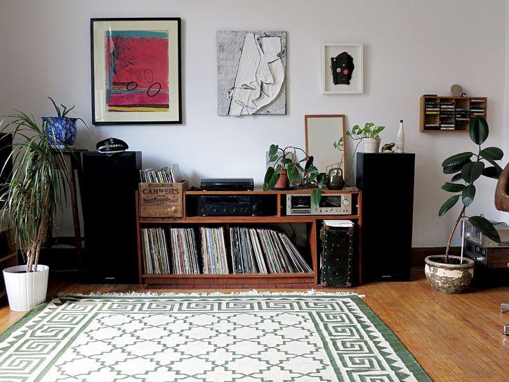 Music Room Recordcollection Vinyl
