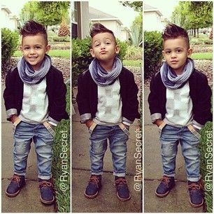 It makes me sad zach will never let me dress our future sons like this lol