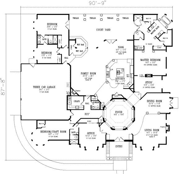 1000 images about floor plans on pinterest french for Kentucky dream homes floor plans