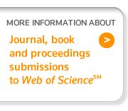 ip-science.thomsonreuters.com/ SEARCH--Journal, Book and Proceedings Submissions