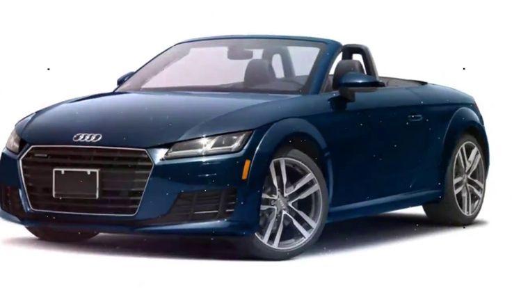 WOW...!!! 2018 Audi TTS Convertible | Brushed Aluminum Interior Accents ...