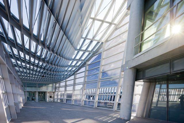 Torre CMA CGM, Marsella, Francia - Zaha Hadid Architects - © Iwan Baan