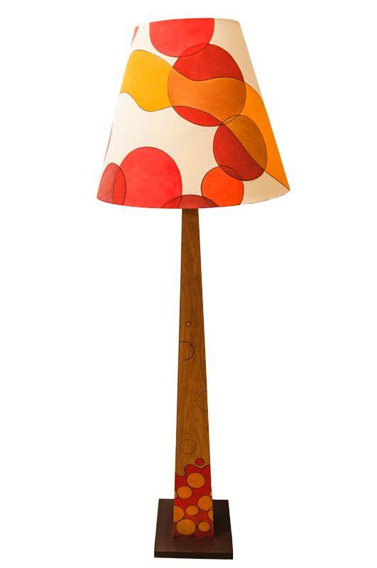 Lava é uma obra criada para um leilão beneficente, inspirada na clássica Lava Lamp. É ainda uma das obras de arte que inauguraram a fase fluida.