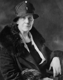 Anna Marie Jarvis (May 1, 1864, Webster, West Virginia – November 24, 1948, West Chester, Pennsylvania) is the founder of the Mother's Day holiday in the United States.