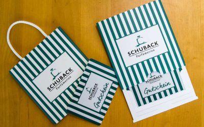 Parfümerie Schuback mit besonderen Gutscheinen