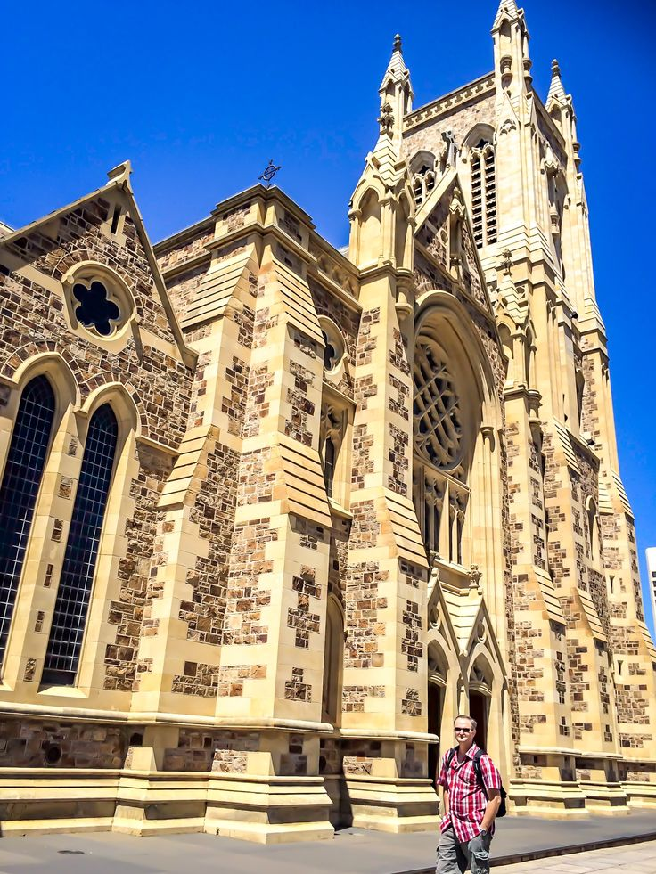 So that's why they call it the city of churches 🤔 Adelaide Australia