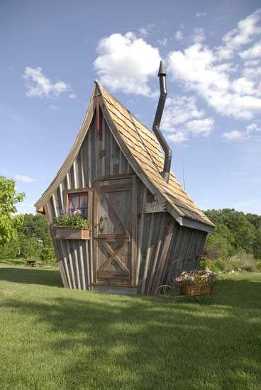 Rustic Way Play Houses
