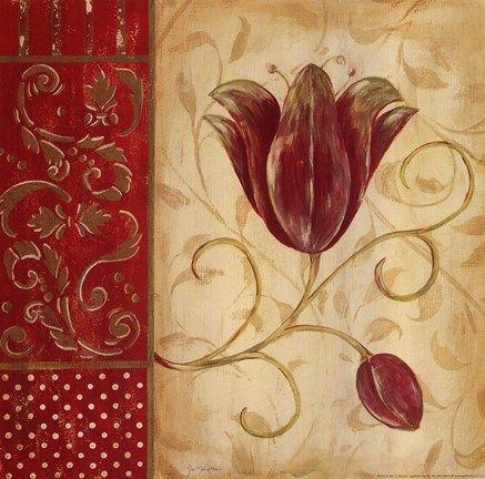Red Tulip I / by Jo Moulton