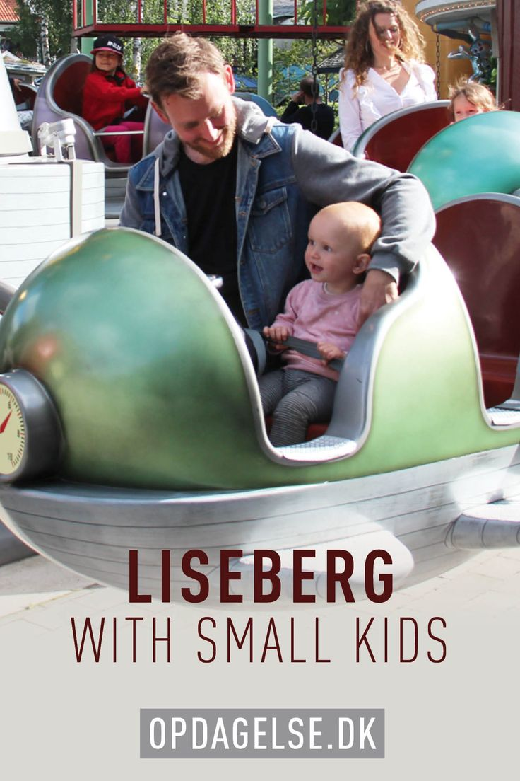Liseberg with kids - we have made a program for a whole weekend with small kids in gothenburg