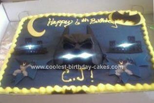 Walmart Bakery Birthday Cakes Photos Batman Cakes