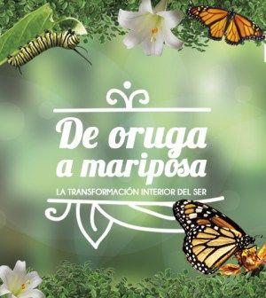 De Oruga a Mariposa    By Vora Magazine on Marzo 31, 2017    Por Yanet Cuellar.    Los animales comúnmente son el reflejo de nuestro YO más profundo, y también representan las cualidades que necesitamos en este mundo. Te comparto fábulas llenas de sabiduría, que invitan a que vivas tu vida sin miedo, superando los obstáculos que se presenten. La oscuridad es luz.  http://www.juarezadiario.com/vora-redaccion/de-oruga-a-mariposa/