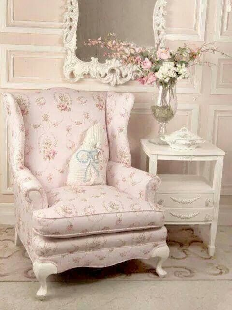 pin by debbie pretorius on home chairs pinterest shabby shabby chic decor and bedrooms. Black Bedroom Furniture Sets. Home Design Ideas