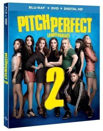 [Cinéma] Lancement du DVD/Blu-Ray de Pitch Perfect 2