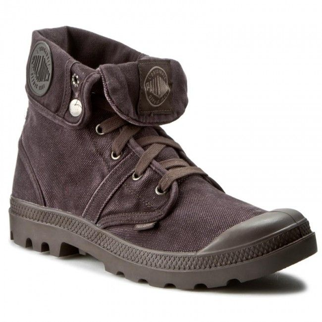 Trappers PALLADIUM - Pallabrouse Baggy 02478218M After Dark/Choco