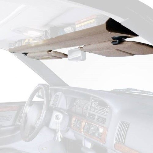 VDP 2007-2010 Chevrolet Silverado GMC Sierra Reg & Ext Cab Overhead Storage Shelf It Tan SH1156