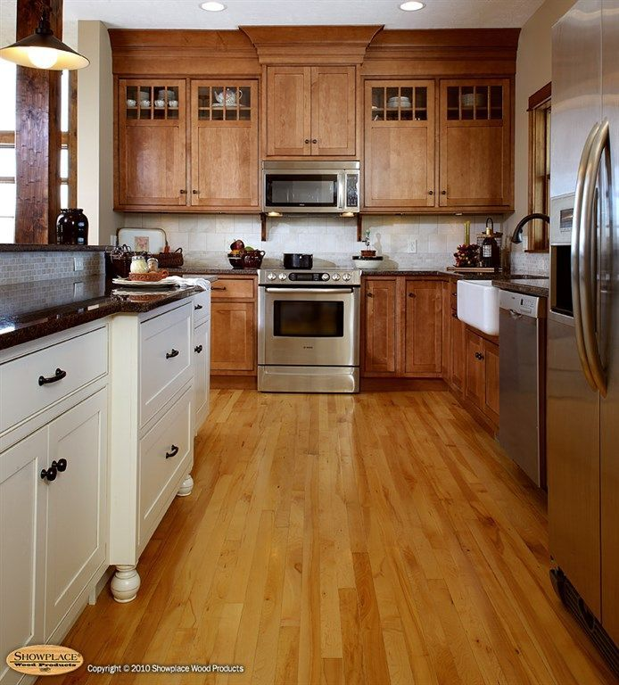 41 Most Popular Two Tone Kitchen Cabinets For 2018 These Minimalist Kitchen Concepts Are Equiva Kitchen Remodel Vinyl Flooring Kitchen New Kitchen Cabinets