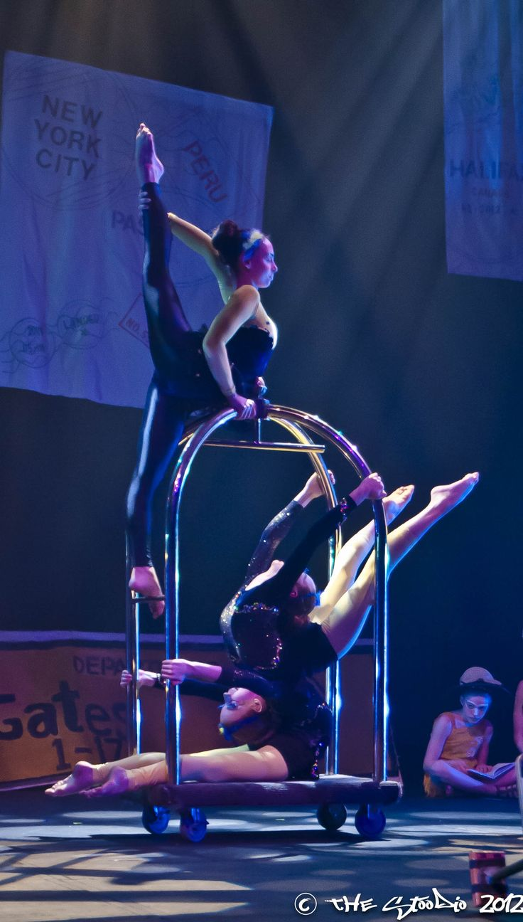 Contortion act from our DECADE show