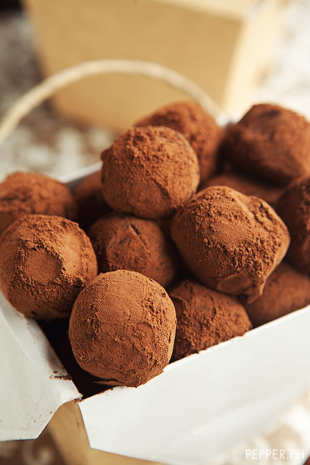 These Nutella truffles look absolutely to-die-for