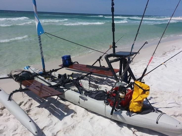 Kayak Angler DIY Solar Powered Electronics Check Out Jay Yangler Kanias Step