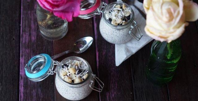 Paleo Recipes | Simple Paleo Chia Pudding