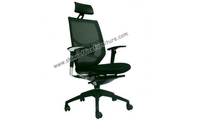 www.shineofficefurniture.com Kursi Direktur kantor. Merk Chairman