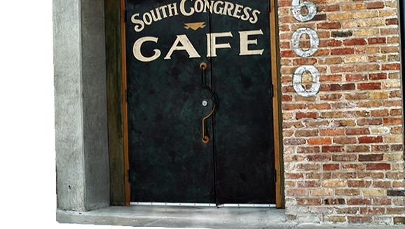 South Congress Cafe - Store Front (bottom left)