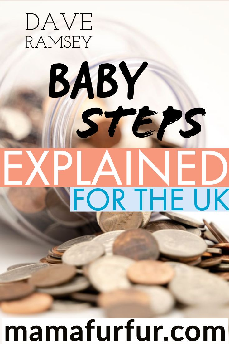Dave ramsey 7 baby steps explained uk financial plan for