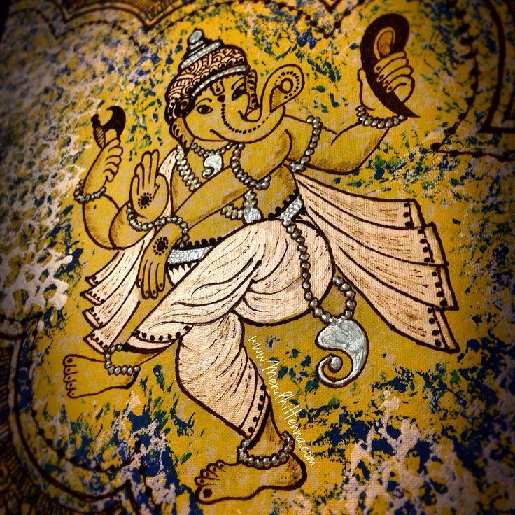 187 best Mehndi on Canvas images on Pinterest | Henna, Mehendi and ...