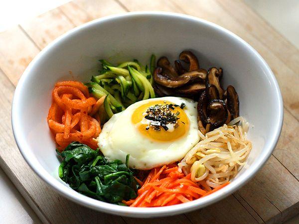 Bimbimbop with Quinoa: Tasty Recipe, Fun Recipes, Breakfast, Food, Savory Recipes, Yum, Favorite Recipes, Bibim Quinoa