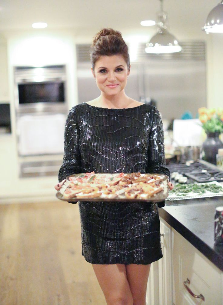A Feast at Tiffani's | by Tiffani Thiessen | Photography by Elizabeth Messina