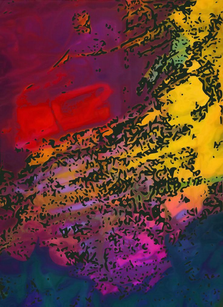 17 Meilleures Images Propos De Abstract Art Sur