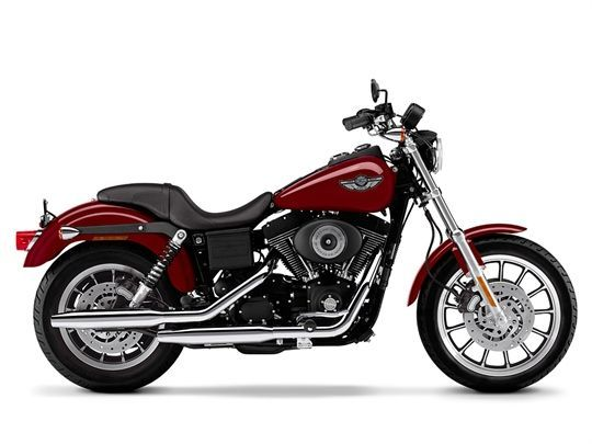 Harley-Davidson Dyna Super Glide Sport FXDX (2003) #harleydavidsondynasport