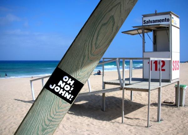 JOHN in Canary Island!